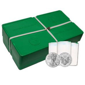 2013 American Silver Eagle Monster Box
