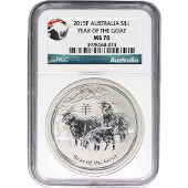 Perth Graded Coins