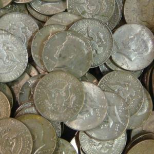 40% Silver Coins ($10 Face Value)