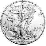 2013 American Silver Eagle (BU)
